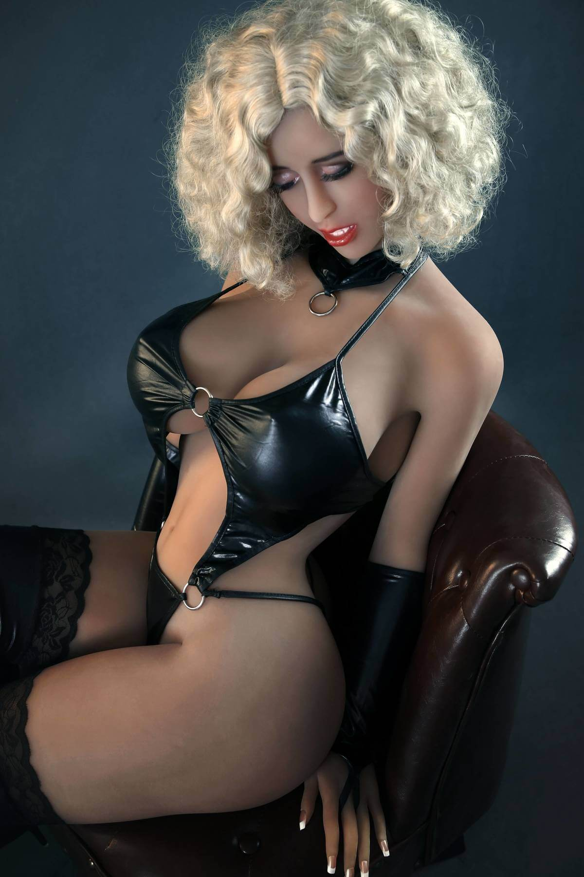 La vida real milf sex doll nancy