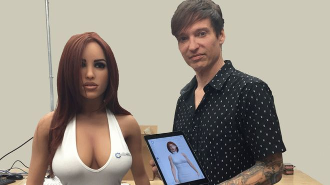 How Sex Dolls Apply Artificial Intelligence