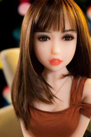 Small Breasts Mini Sex Doll - Octavia
