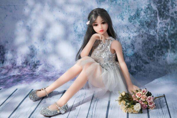 Fairy Petite Sex Doll - Kathy 9
