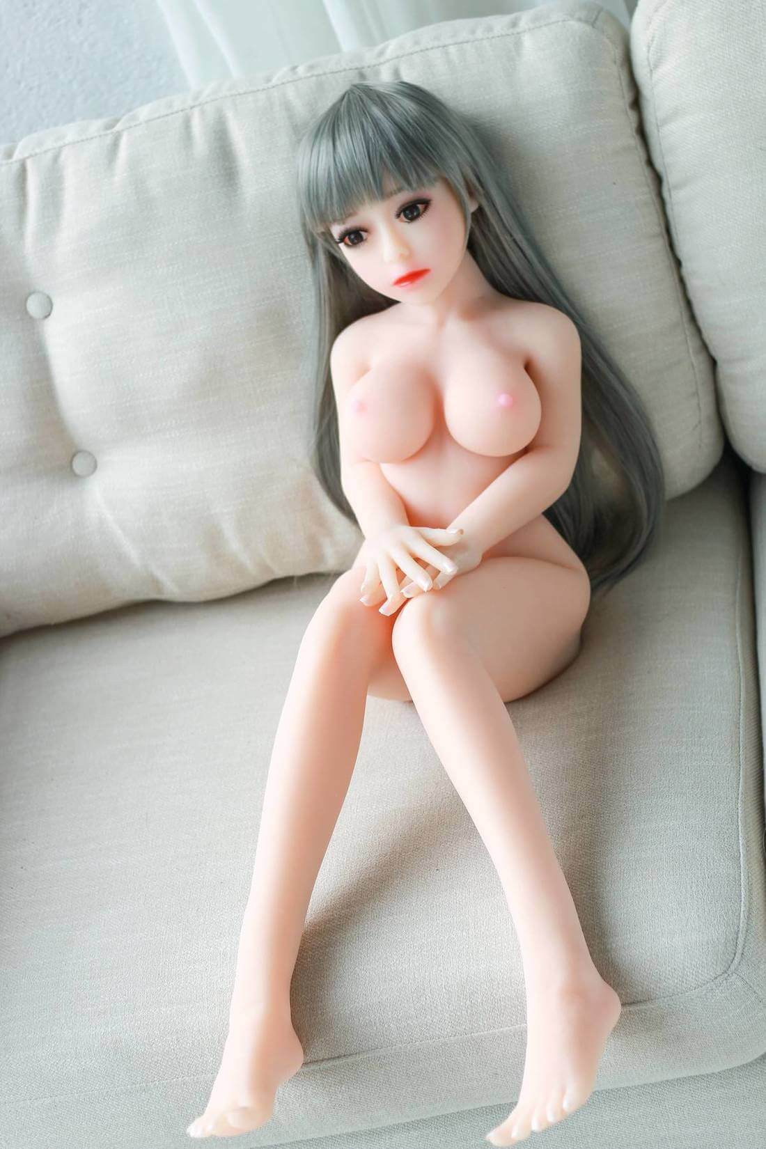 100cm Cheap Mini Sex Doll - Julie