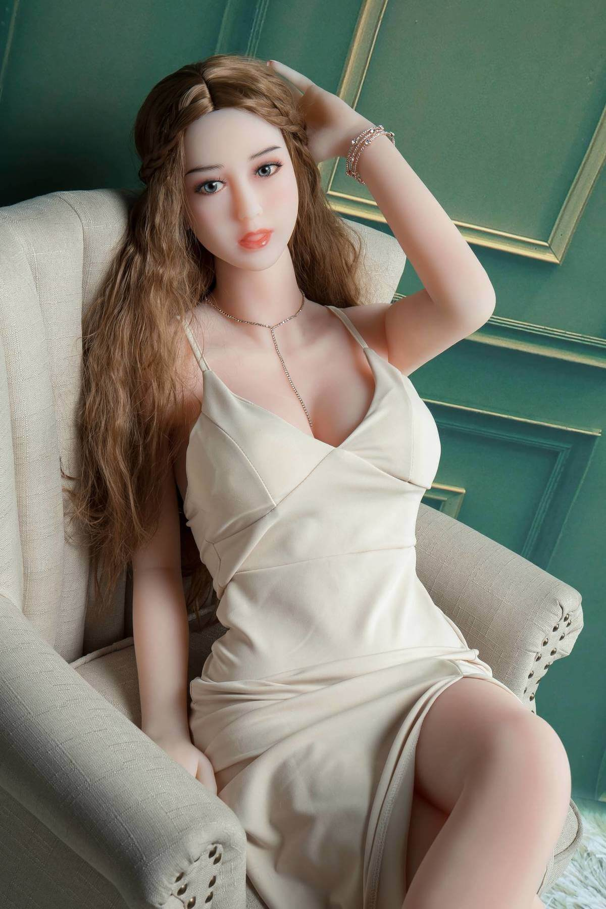 Asian Blonde Mature Sex Doll - Juliet