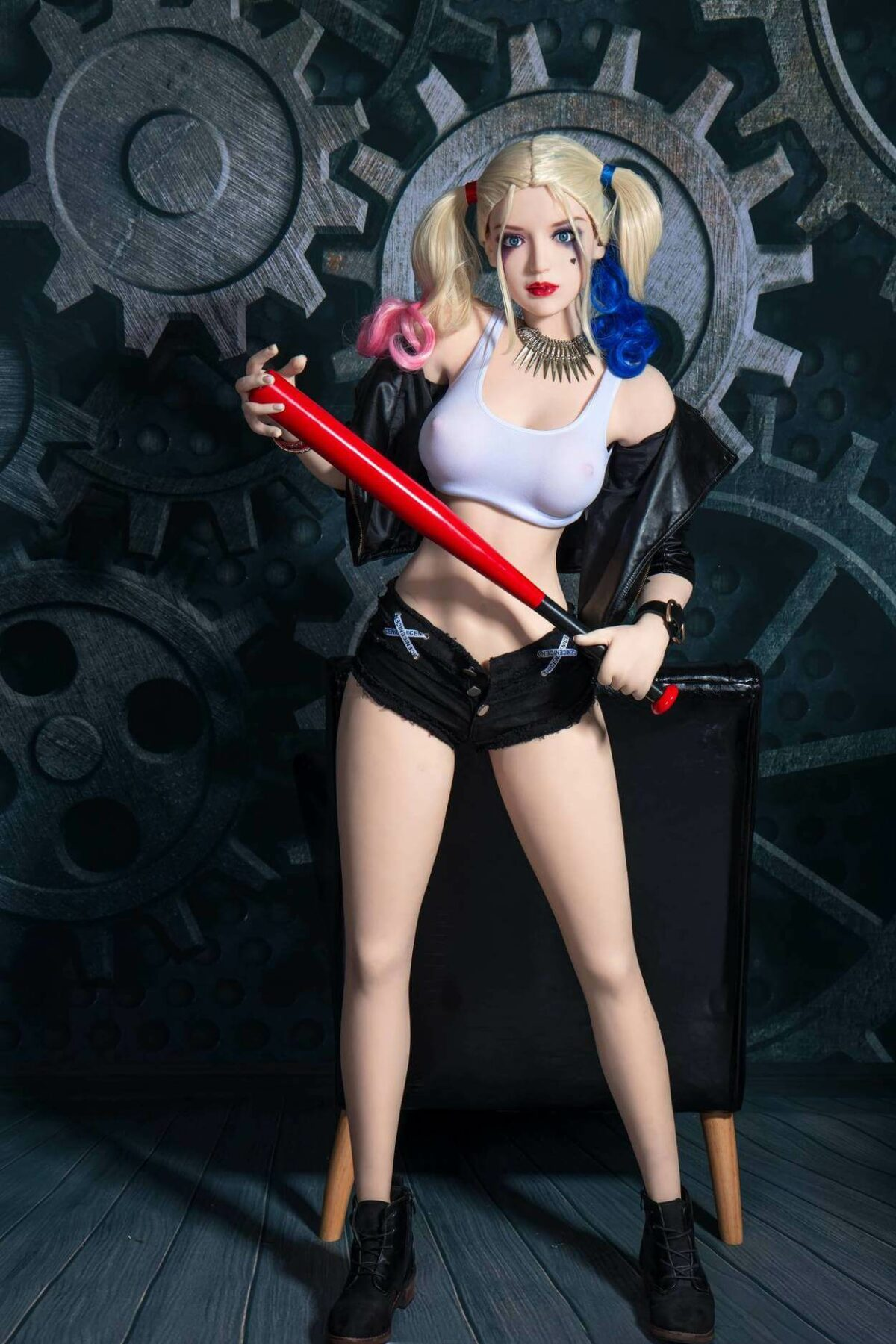 Anime Sex Doll - Harley Quinn