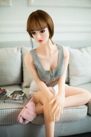 Japansk ægte dukke - Sharon
