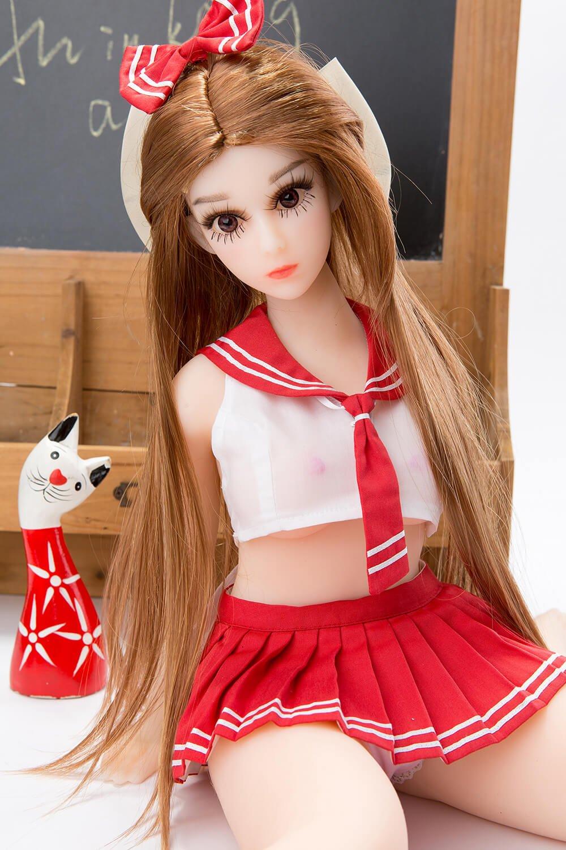 Miniatur-Sex-Puppe - Sandra