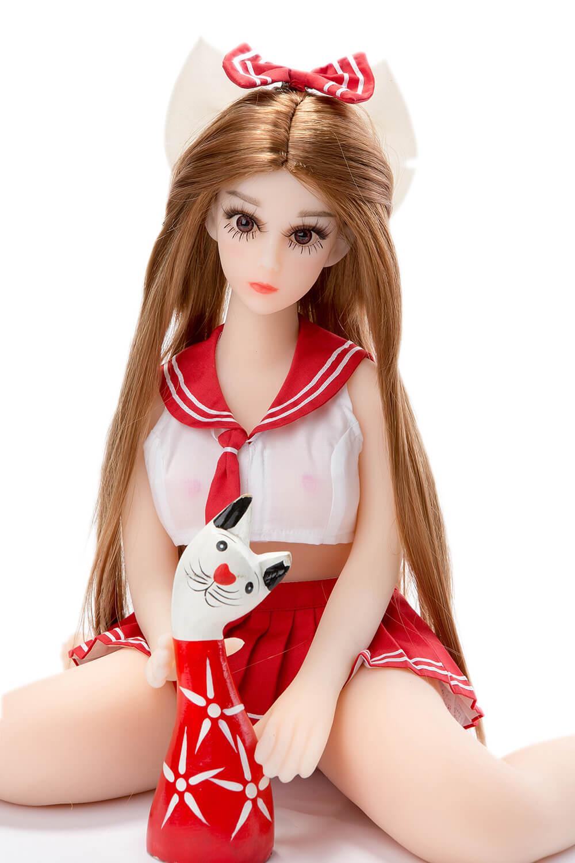 Миниатюрный секс куклы - Sandra