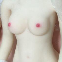 Weiße Haut