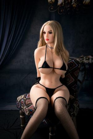 165cm Big Ass Sex Doll & AI Sex Robot - Emma