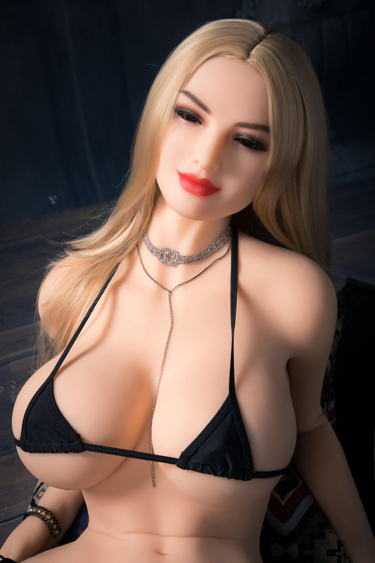 165cm Big Ass Sex Doll & AI Sex Robot - Emma