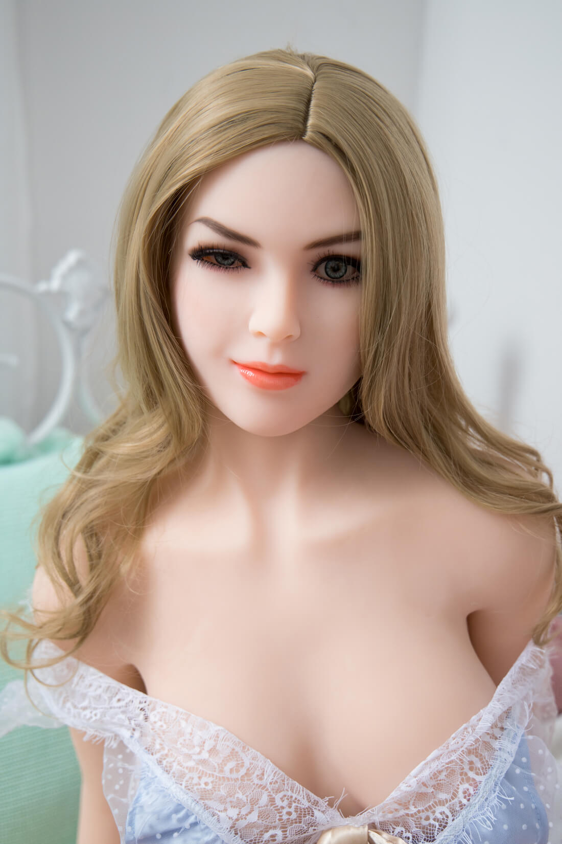 168cm (5 ft 5 in) AI Robotic Sex Doll - Calithea