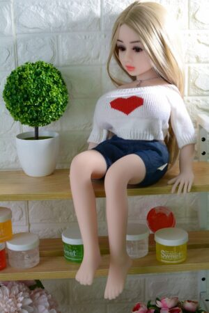 65 cm minsta sexdocka - Rebecca