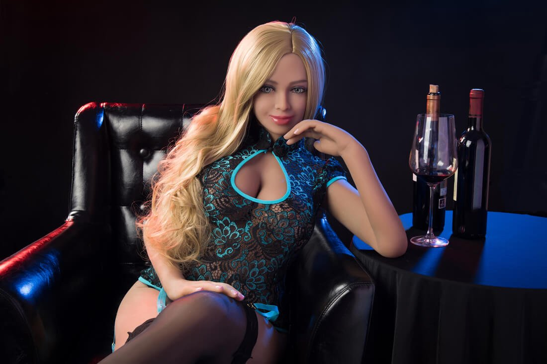 158cm AI Mature Female Sex Robot - Sex Doll - Elqenna