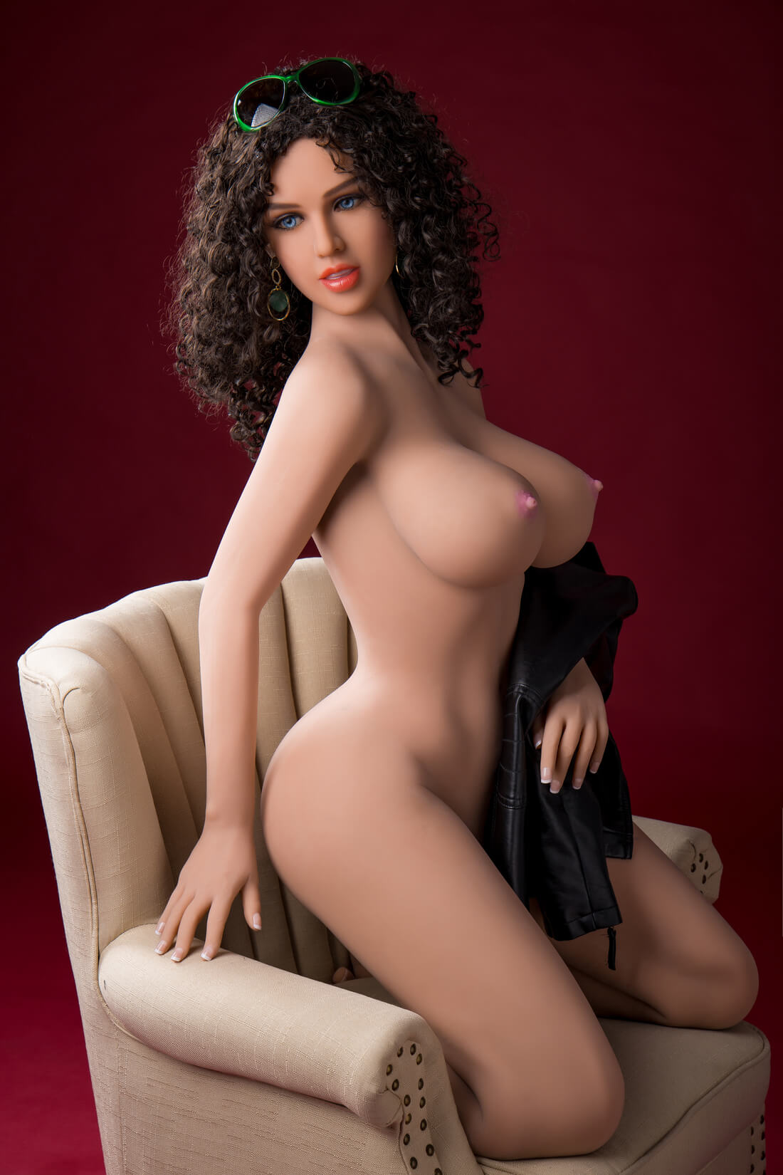 158CM Custom AI Sex Doll