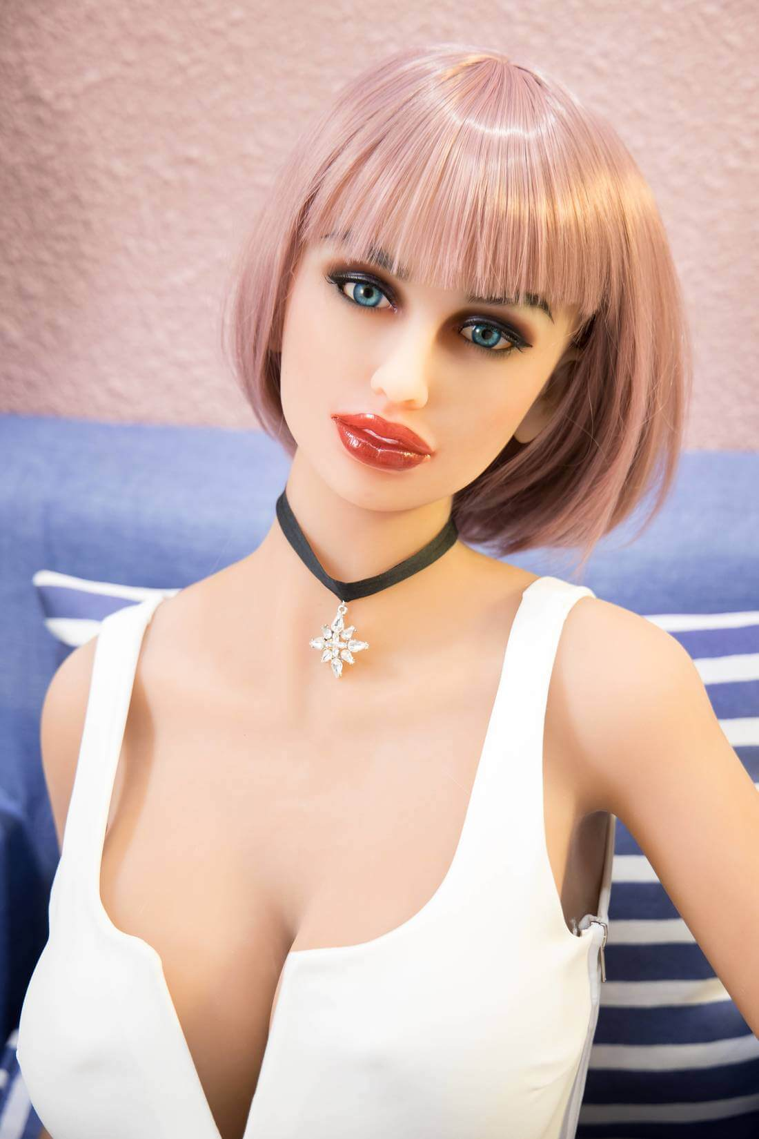 Short Hair Sex Doll - Ingrid