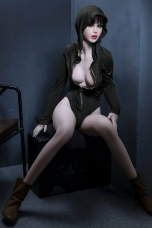 Short Hair & A-cup Small Breast Sex Doll