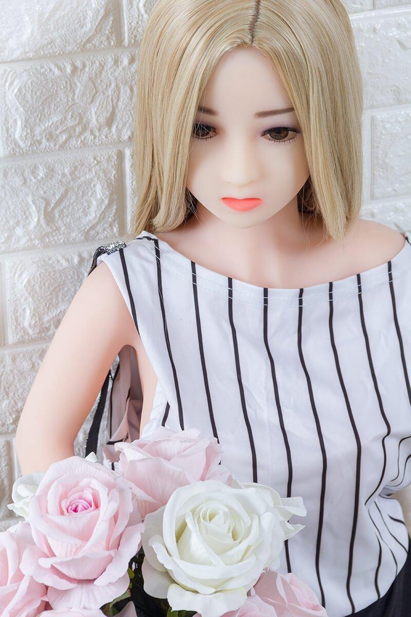 125 cm-es Teen Love Doll - Rhoda