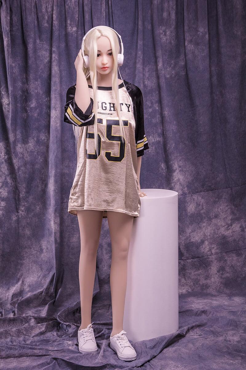 138cm Japanese Teen Girl Sex Doll - Mayumi
