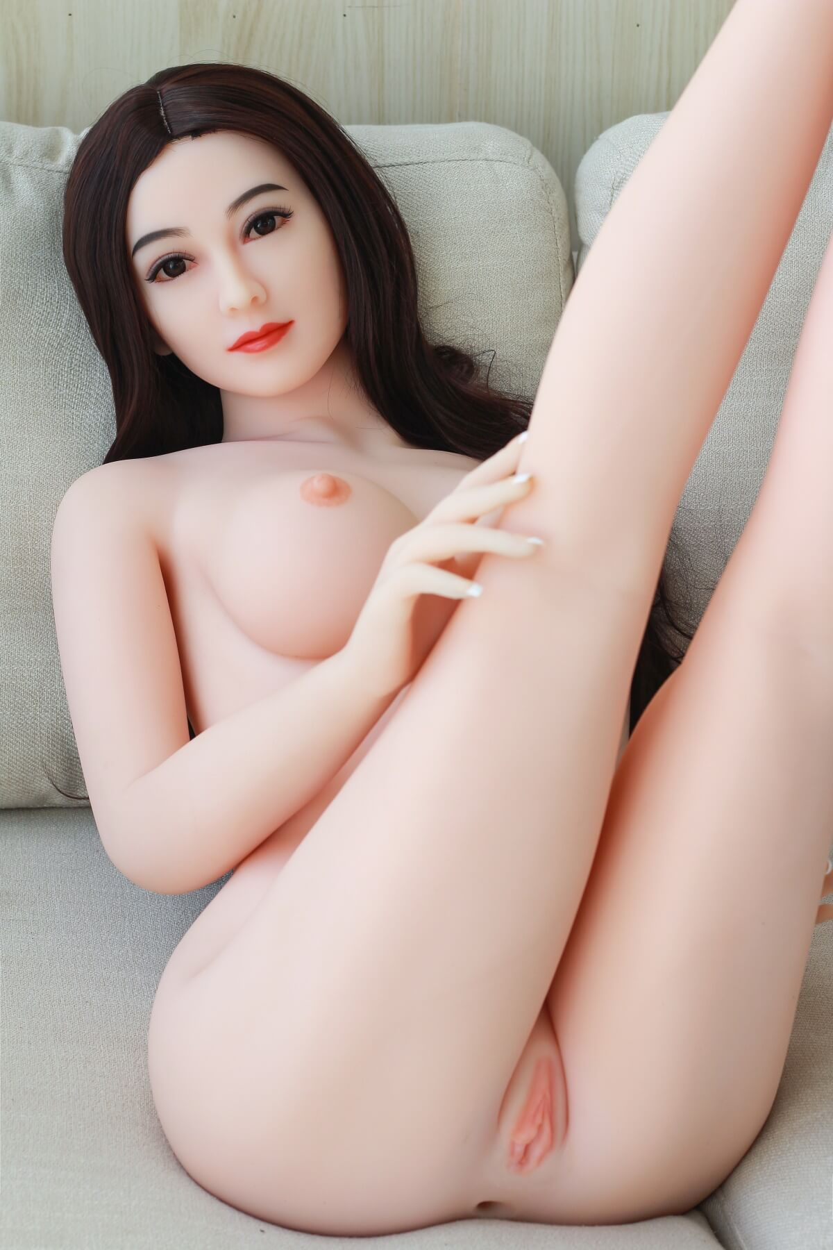 Japanese sex doll video