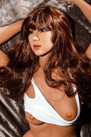 Slim Teen Light Tan Sex Doll - Cerelia