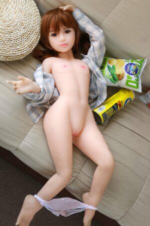 100cm plochá hruď Sex Marl - Mariko