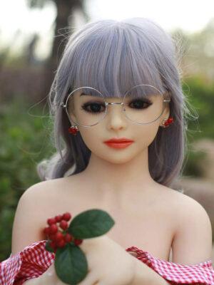 115cm Sweet Girl Flat Chest Doll - Lilith