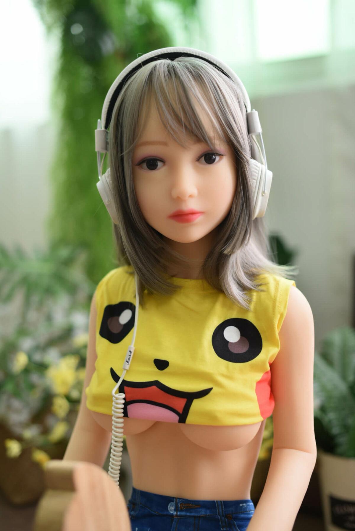 125CM Cute Sex Doll - Yuuna