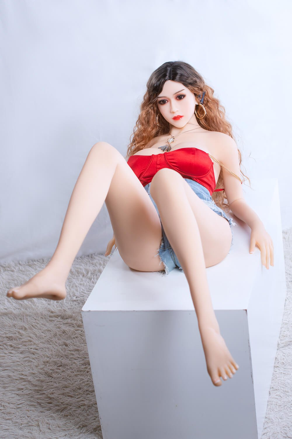 168CM Full Size Lifelike Sex Doll