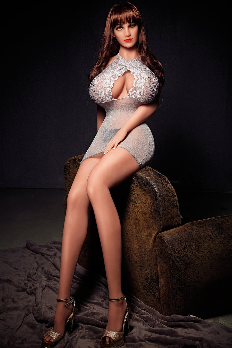 170CM Huge Tit Sex Doll - Ashley
