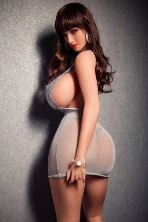 170CM Huge Tit Sex Doll - Jenny