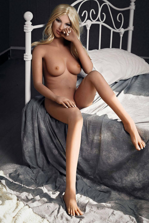 Blonde Slim Anal Sex Doll