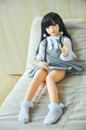 Boneca Japonesa do Amor Jovem de 100 cm - Carmen