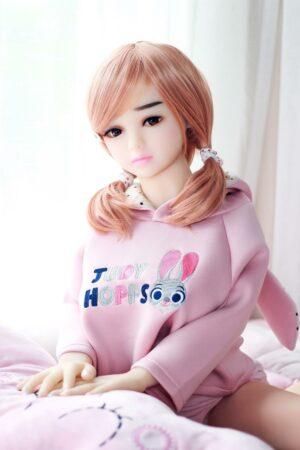 100cm Tiny Fuck Doll – Carly
