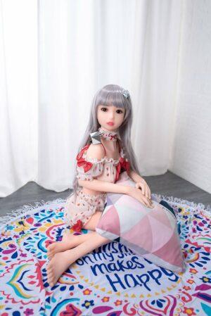 Bambola del sesso per adolescenti da 115 cm - Daria