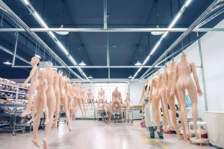 Sex Doll Factory Introduction