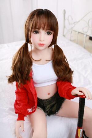 125 cm yngre sexdukke - Ashley