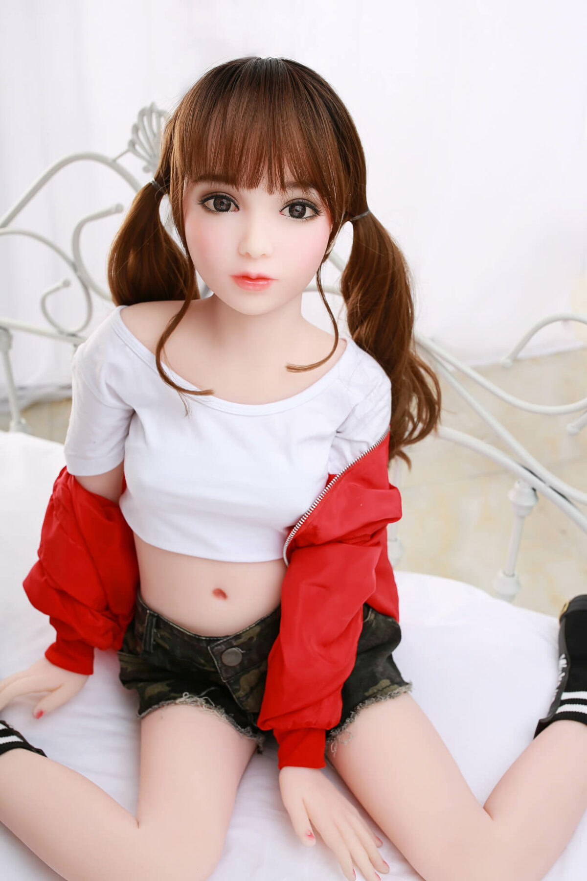 125CM Younger Sex Doll - Ashley