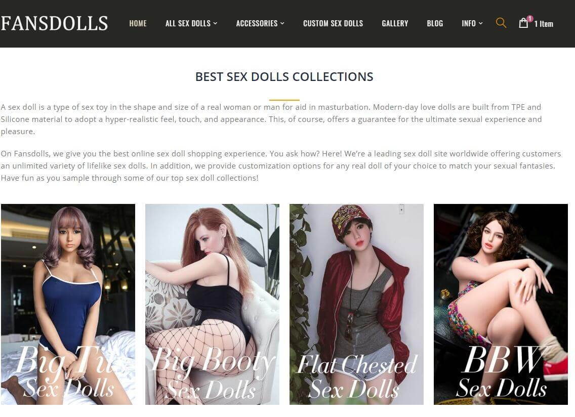 fansdolls sex doll