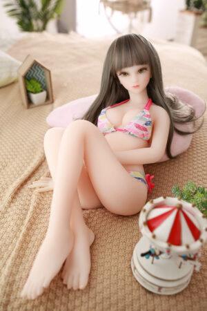 Маленькая секс-кукла 88 см - Адела
