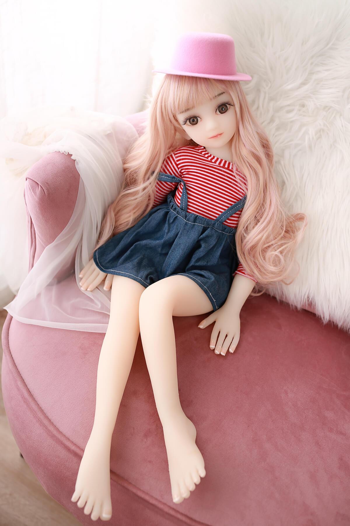 65cm Flat Sex Doll - Anna