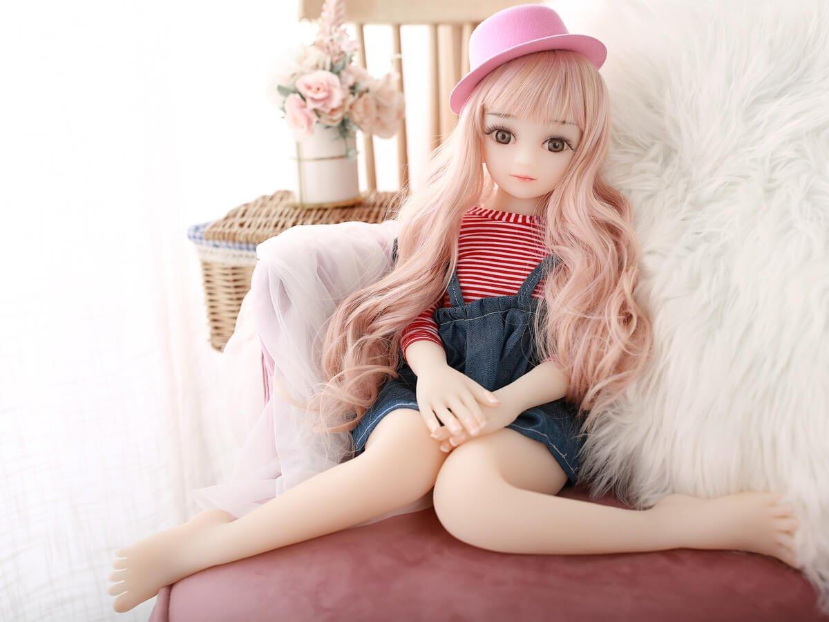 65cm flat sex doll
