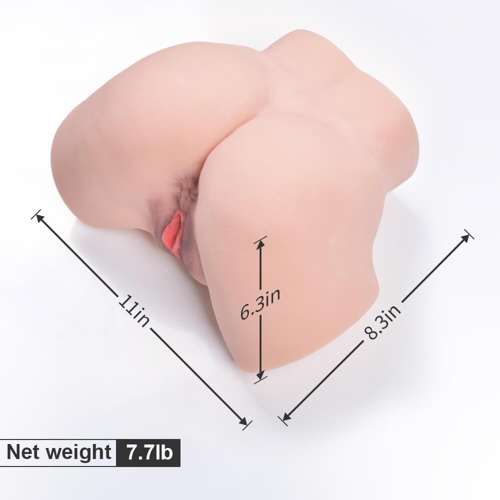 Ass Sex Doll Torso