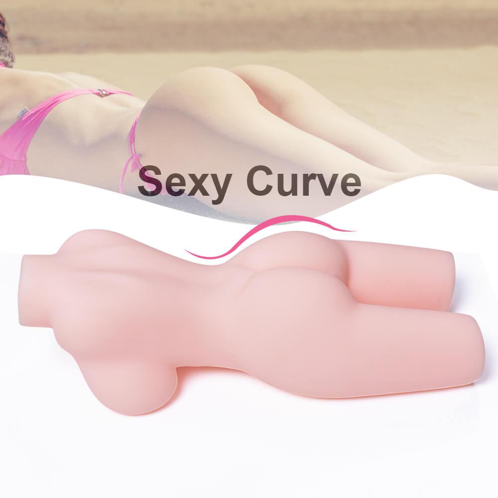 Sex Doll Torso for Men