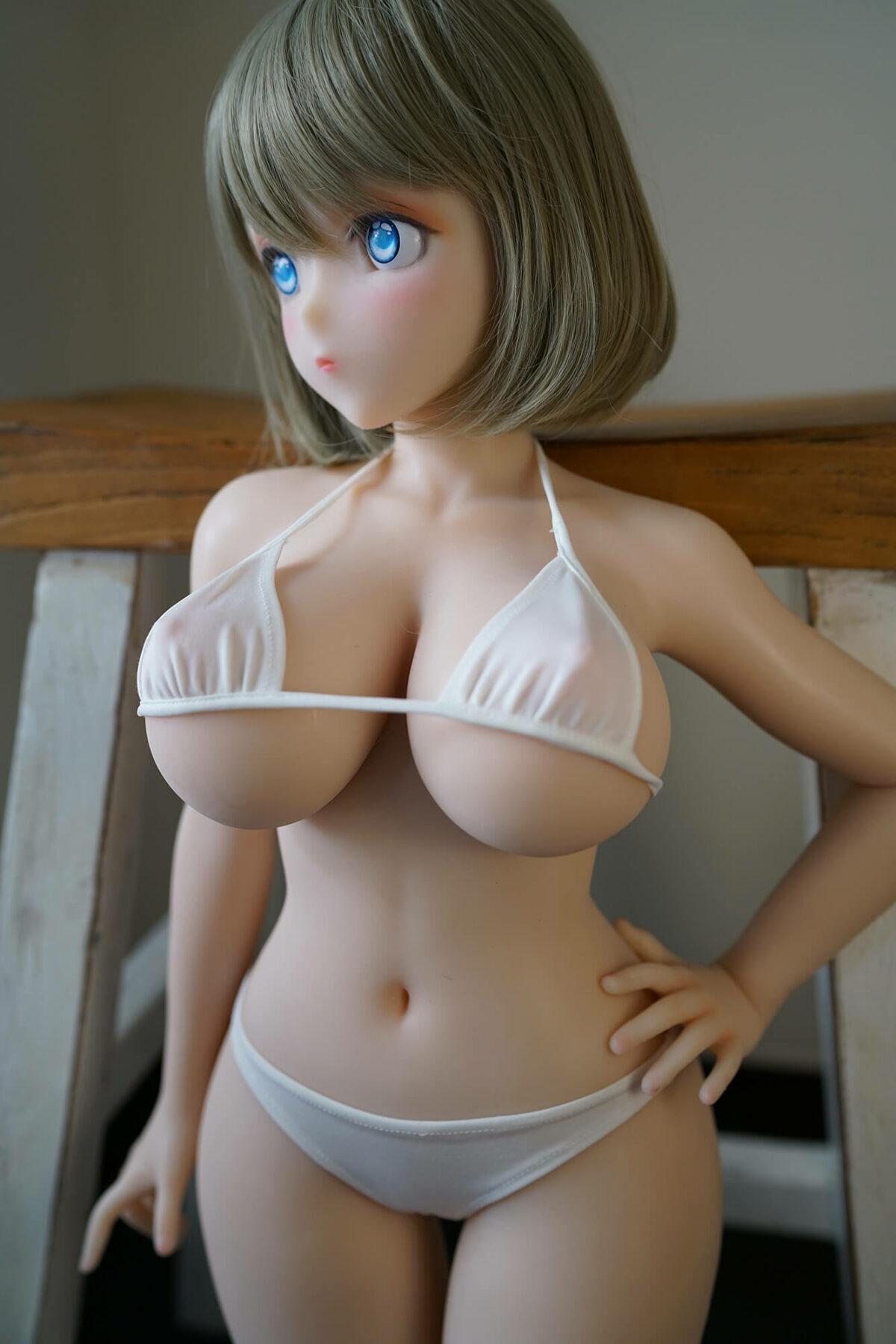 80cm Anime Sex Doll