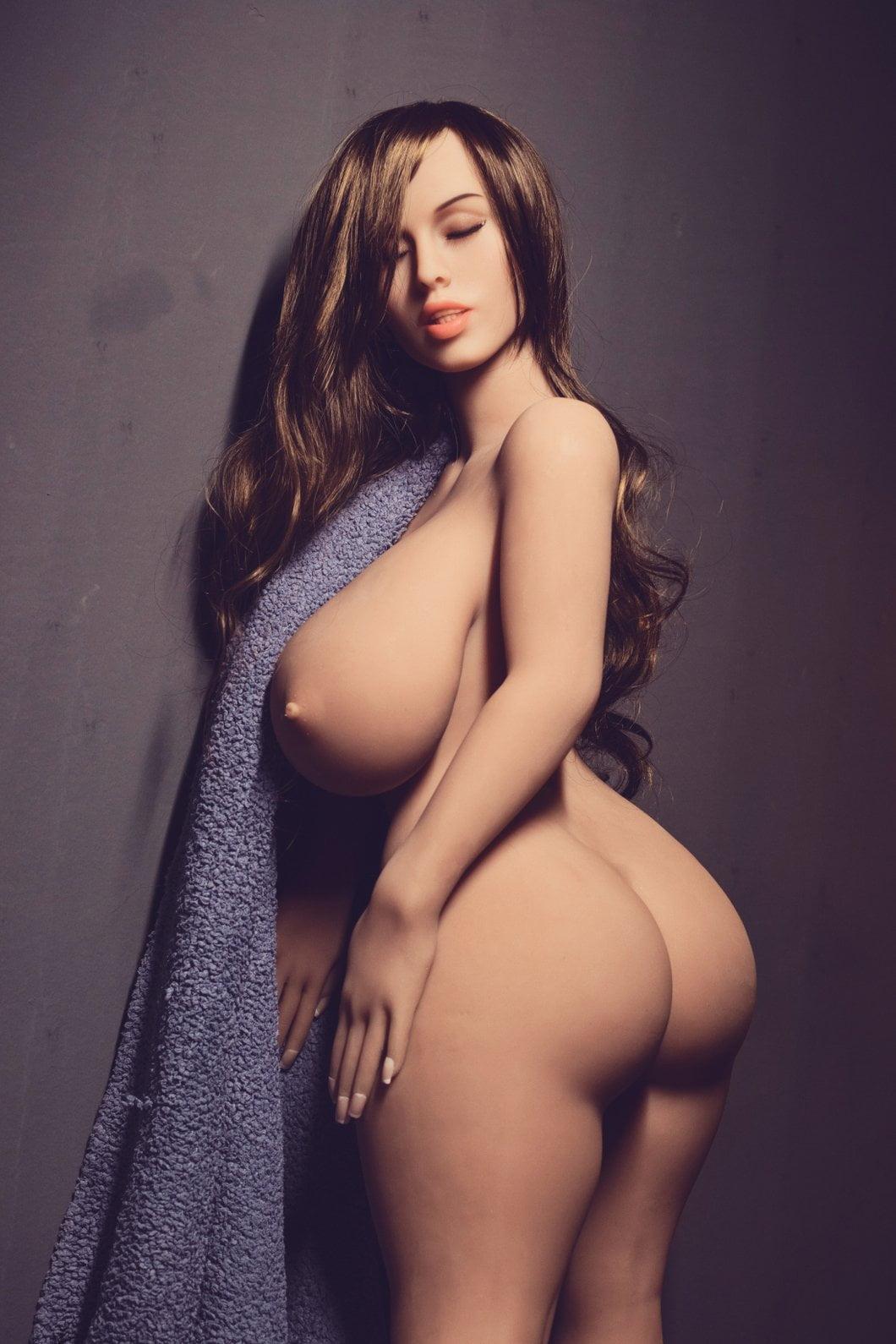 108cm Big Booty Midget Sex Doll - Chloe