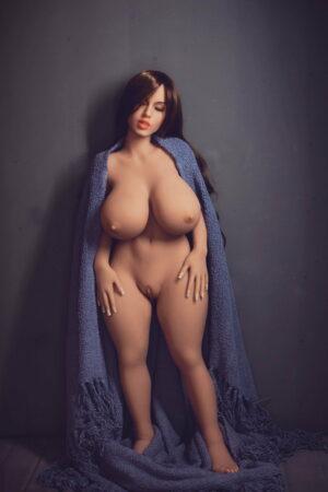 108cm Big Booty Midget Sexpuppe - Chloe